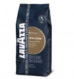 Кофе в зернах Lavazza Crema e Aroma (Лавацца Крема е Арома), кофе в зернах (1кг), вакуумная упаковка, пакет синего цвета