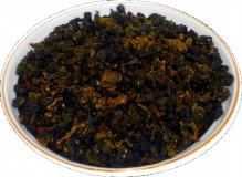 Чай Молочный улун Тайвань, 500 г, крупнолистовой улун чай