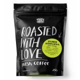 Кофе в зернах Tasty Coffee Бразилия Ипанема Дульче (Тейсти Кофе Бразилия Ипанема Дульче) 250 г, вакуумная упаковка