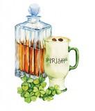 Сироп Proff Syrup Ирландский крем, 1 л