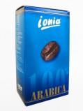 Кофе в зернах Ionia 100% Arabica (Иония 100% Арабика), 1кг, вакуумная упаковка
